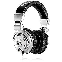 Behringer HEADPHONES HPX2000 Hochpräzisions-DJ-Kopfhörer