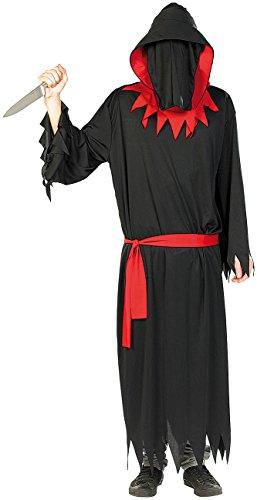 infactory Halloweenkostüme: Halloween- & Faschings-Kostüm Sensenmann (Kostüm für Party und Fest)