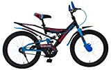 MAD MAXX BIKES Steel Shocker 20T Single Speed Kids' Road Cycle, 20 Inches