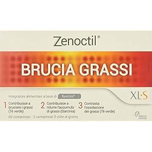 XL-S Medical Integratore Dimagrante Brucia Grassi - 60 Capsule 5 spesavip