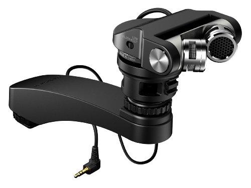 Tascam TM-2X – Hochwertiges Mikrofon für Digitalkameras