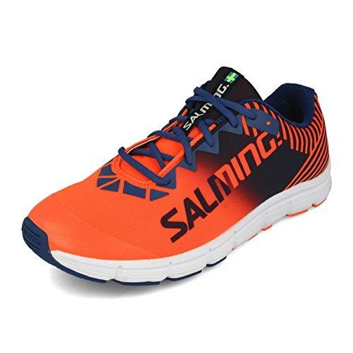 Salming Miles Lite Shoe Men Orange Blue