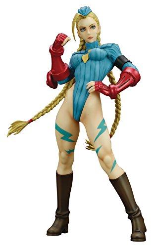 Kotobukiya Street Fighter Alpha Cammy Alpha Costume...
