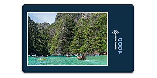 hansepuzzle 24607 Reisen - Koh Phi Phi, 1000 Teilehansepuzzle ist der spezialisierte Anbieter von hochwertigen Puzzles. Premium-Qualität bei Druck und Herstellung, sowie hochwertiger Karton und passgenaue Teile, die sowohl dem Puzzle-Anfänger oder Ge...