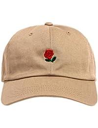 Fami Ricamo del cotone Berretto da baseball delle ragazze dei ragazzi  Snapback di Hip Hop cappello 3ef9aa94ec15