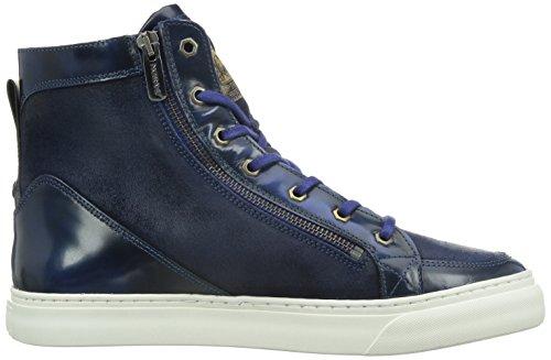 nobrand Herren Lash Kurzschaft Stiefel Blau (Blue)