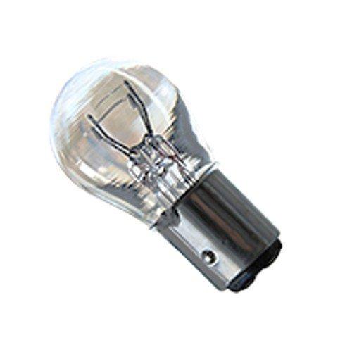 Xfight-Parts 2010419-3-4T125 Birne 12V 21W/5W Rücklicht Sockel 2010419-3-4T125 (Pin-sockel 2 Quad)