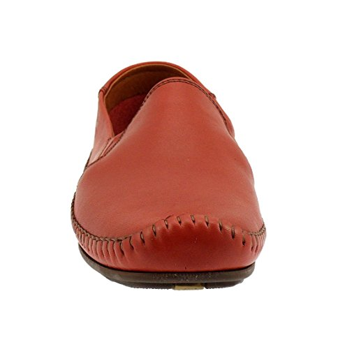DingobyFluchos Mocassins Dingo 612-9 Coloris Rouge