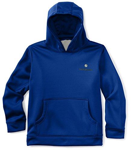 Lucky Bums Performance Hoodie xl blau (Wasservögel Jagd-jacken)