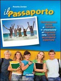Il passaporto. Per la Scuola media