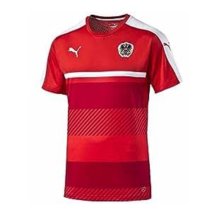 PUMA Herren T-Shirt Austria Training Jersey