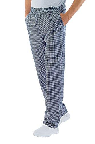 Isacco Pantalone Cuoco - Isacco Pied de Poule, Pied de Poule, 46, 100% Cotone