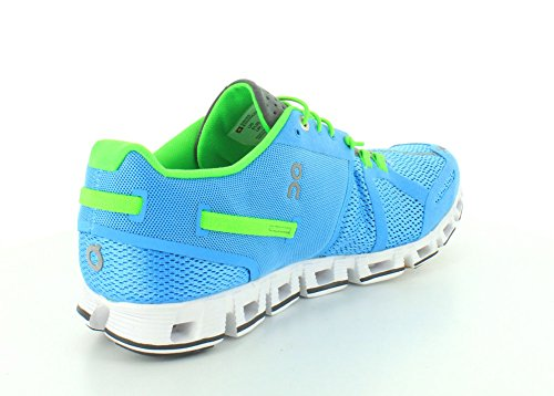 On Running Cloud Olive Flame - Diver/Lime