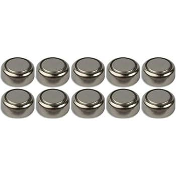 ... SR41, SR736, SB-b1, 280 – 13, K, V392, D392, 247d, S736E, AG3, GP192, LR736, 392 para calculadoras Reloj, y Luces para cámaras Reloj (10 Unidades)