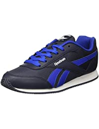 Reebok Jungen Royal Cljog 2rs Joggingschuhe, Collegiate Navy / Vital Blue