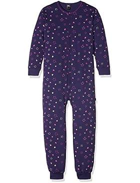 Schiesser Mädchen Zweiteiliger Schlafanzug Overall