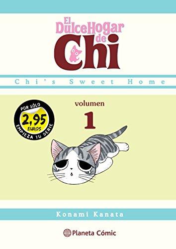 MM Dulce hogar de Chi n º01 2,95 (Manga Manía)