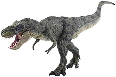 Figurine Tyrannosaure Rex,Jouet de Modèle Simulation Simulation Simulation Géant Réaliste Jurassique Dinosaure Figures Modèle Jouets précoce jouet éducatif cadeau pour les enfants de collectionneurs | Matériaux Sélectionnés Avec Soin  3a6e48