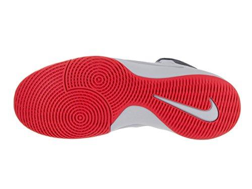 Nike 844787-004, Scarpe da Basket Uomo Grigio