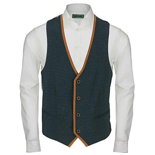 xposed-herren-anzug-11684-cm-9144-cm-gr-27-waistcoat-pwc-green