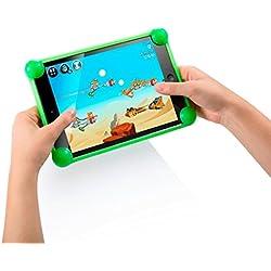 """Funda universal de Silicona para tablet de 8"""" y 14"""" (Varios colores)"""