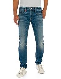Replay Herren Slim Fit Jeanshose Anbass
