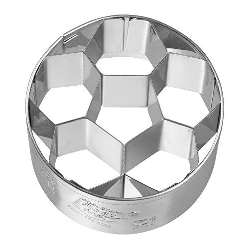 Birkmann Ausstechform, Silber, 4,5 cm