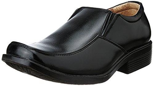 BATA Men's Remo Black Formal Shoes – 7 UK/India (41 EU)(8516914)