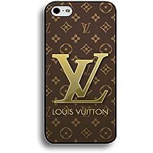 Classic Louis and Vuitton Logo Iphone 6 Plus/6S Plus Case,Louis and Vuitton Logo Phone Case Black Hard Plastic Case Cover For Iphone 6 Plus/6S Plus