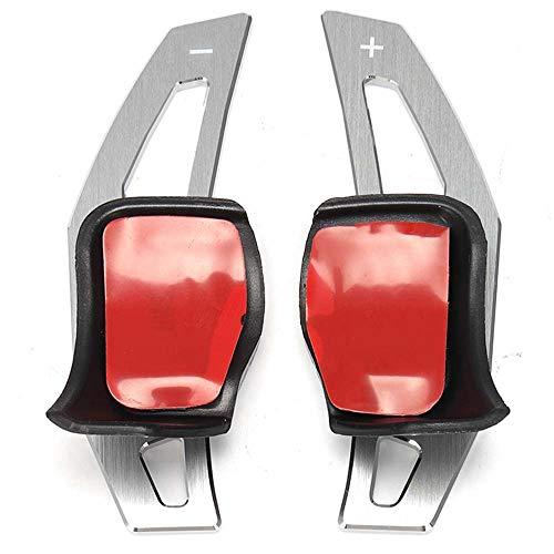 TINTABO Aluminiumlegierung Dsg Paddel für die Öffentlichkeit Tiguan Golf 6 Mk6 Jett und G ti R20 R36 Cc Scirocco EOS Lenkrad Shift, Car Styling -