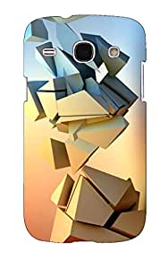 Samsung Galaxy Core Gt 8262 Back Case Cover by G.Store