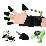 Dispositivo regolabile per l'allenamento delle dita da polso - per cinghia per...