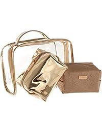 c0ad1a382635a Amazon.it  Camomilla Milano - Beauty Case   Accessori da viaggio ...