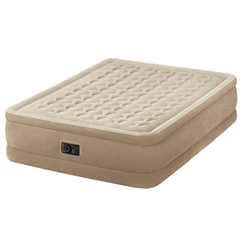 Intex 64458 - Colchón hinchable Dura-Beam Plus UltraPlush