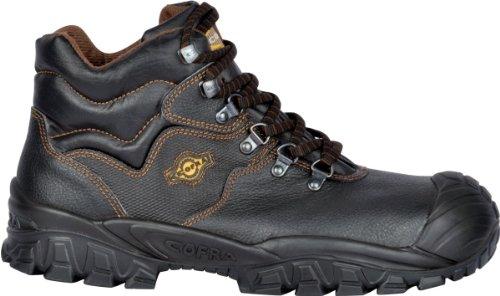 COFRA  RENO, Chaussures de sécurité pour homme Noir - Noir