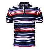 CICIYONER Poloshirt Herren Poloshirts Polo Shirt Tshirts Einfarbig Basic Kurzarm Polohemd M - XXXL