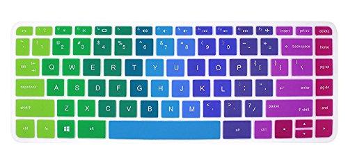 Tastatur Cover Skins für 35,6cm HP Laptop Stream 14-ax010nr 14-ax020nr 14-ax020wm, HP Envy 14-j00014-j004, 14-ab01014-ab166us 14-ac159nr 14-ad00614-an010nr 14-an013nr 14-an080nr 14-al062nr