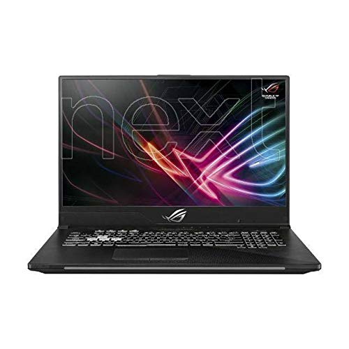 """Asus ROG Strix SCAR II GL704GM-EV001T, Notebook con Monitor 17.3"""" FHD No Glare IPS 144Hz, Intel Core i7-8750H, RAM 16 GB DDR4, 1TB FireCuda + SSD da 256 GB PCIe, Windows 10"""