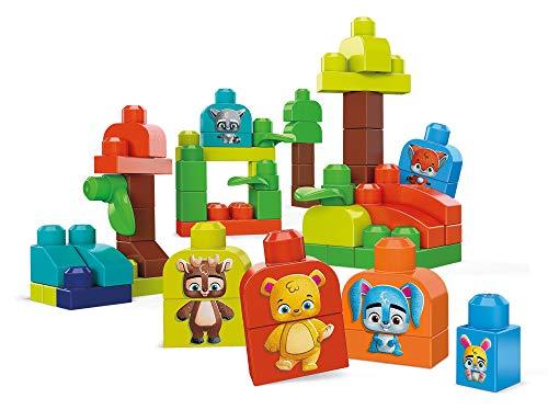 MEGA Bloks - Amigos Bosque conjunto bloques construcción