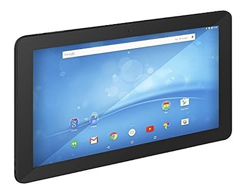TrekStor SurfTab xintron i 10.1 3G 25,7 cm (10.1 Zoll) Tablet-PC (Intel Atom x3-C3230RK, 1GB RAM, 8GB HDD, Mali-450 MP4, Android 5.1.1 (Lollipop), schwarz)