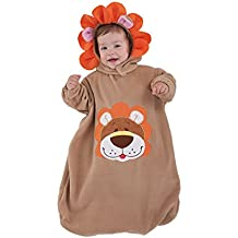 Llopis  - Disfraz bebe saquito león
