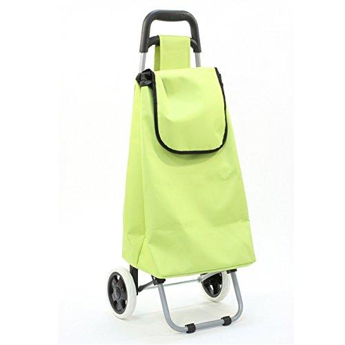 Chariot de course vert
