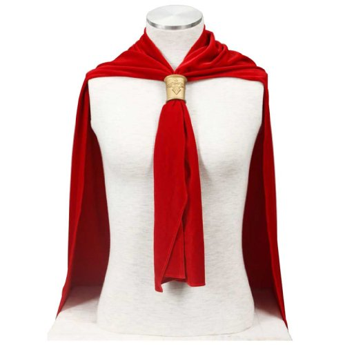 Dream2Reality Final Fantasy Type-0 Cosplay Kostuem - The Suzaku magic academy Queen's Special Scarf (Final Fantasy Type 0 Cosplay Kostüm)