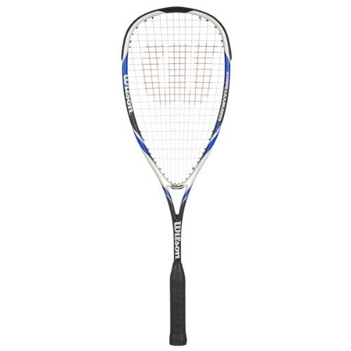 Wilson Hyper Hammer 120 Squash Racket (Blue/White)