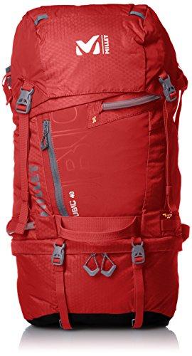 Millet Ubic 40 Mochila de acampada, Unisex adulto, Rojo (Deep Red), D