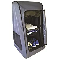 Leisurewize AirDrobe Inflatable Air Wardrobe - Camping, Awning Motorhome
