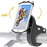 Winwinfly Bike Mount Universal Fahrrad Handyhalter Einstellbare Silikon Fahrrad Lenker Rack für Smartphones