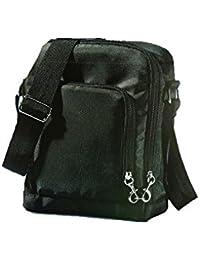 f351e900a1cdf TCM Tchibo Sicherheits Umhängetasche Schultertasche Tasche schwarz