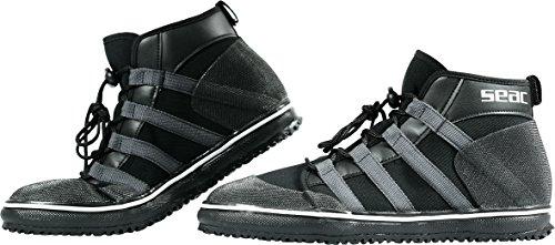 Seac Rock Boots HD, Bottillons à Semelles Rigides pour Combinaisons Secs de Plongée