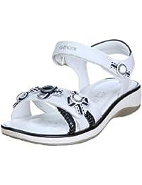 Geox Textil Junior Sandal Juice J11D6T00054C0899 - Sandalias de vestir para niña